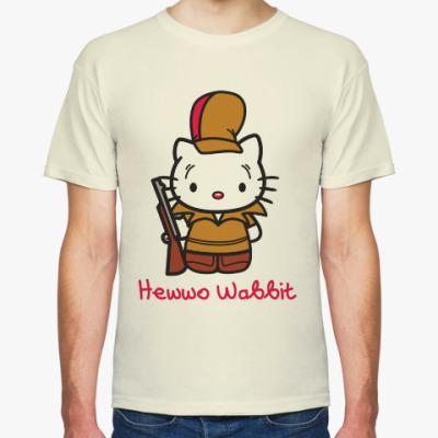 Футболка Hawwo Wabbit
