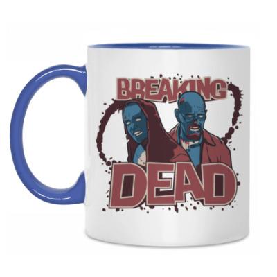 Кружка Breaking Bad - Walking Dead