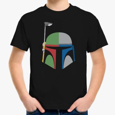 Детская футболка Boba Fett