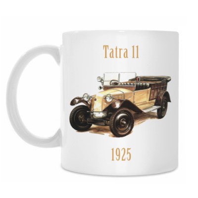 Кружка Tatra 11