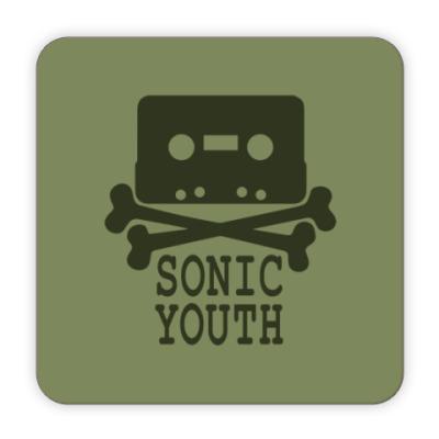 Костер (подставка под кружку) Sonic Youth
