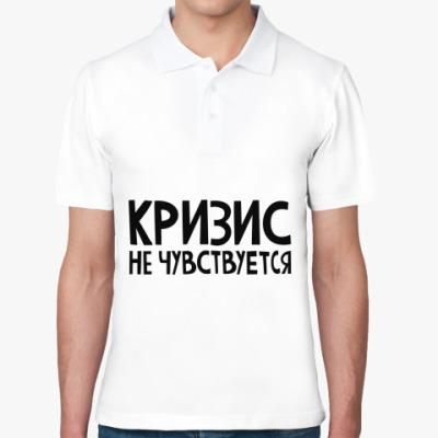 Рубашка поло КРИЗИС