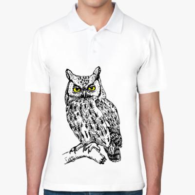 Рубашка поло OWL