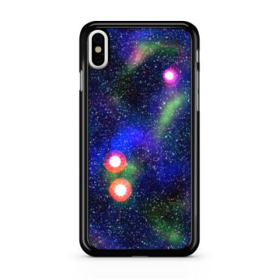 Чехол для iPhone звёздное небо