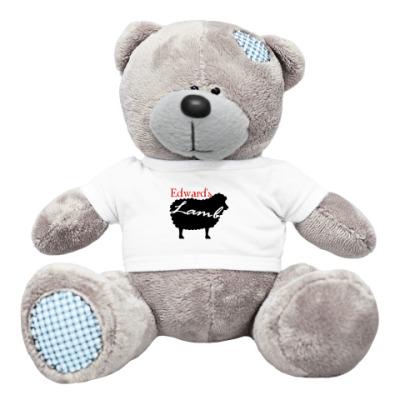 Плюшевый мишка Тедди Edward's lamb
