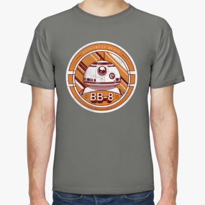 Футболка Дроид BB-8