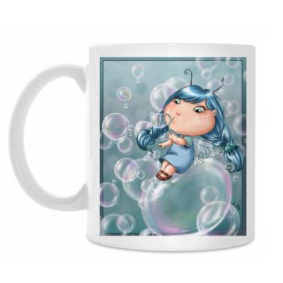 Кружка Пузырьки