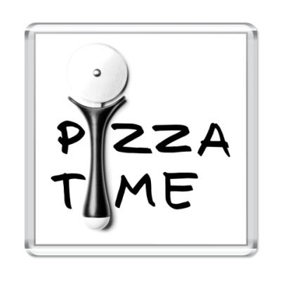 Магнит Pizza Time
