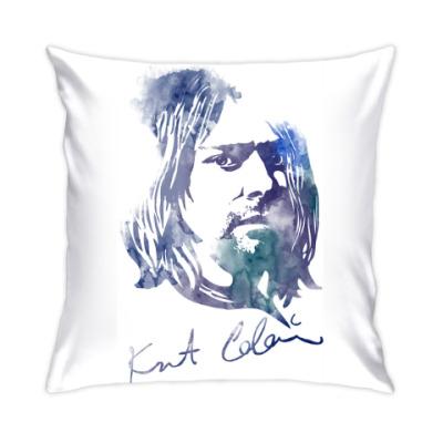 Подушка Nirvana - Курт Кобейн