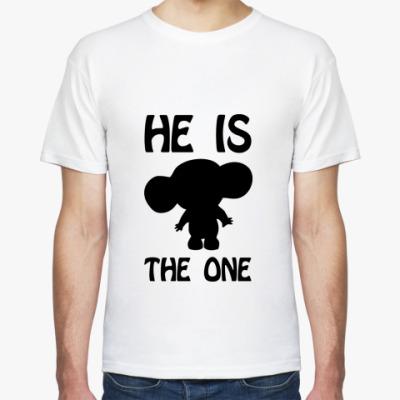 Футболка He is the One