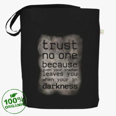 Сумка Trust no one