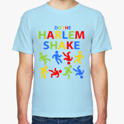 Футболка Harlem Shake