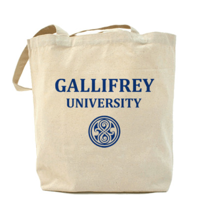 Сумка Gallifrey University