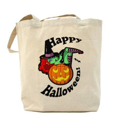 Сумка Halloween Холщовая сумка