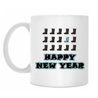 Кружка NEW YEAR