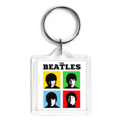 Брелок The Beatles