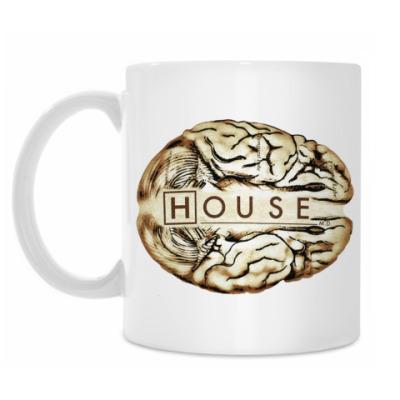 Кружка House brain