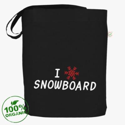 Сумка I snow snowboard