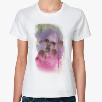 Классическая футболка Girl - dreamy