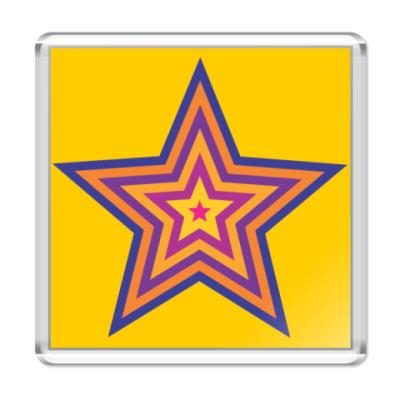 Магнит  Star
