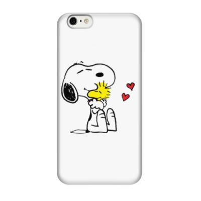 Чехол для iPhone 6/6s Snoopy