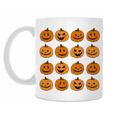 Кружка Pumpkins