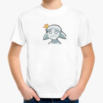 Детская футболка Азуманга