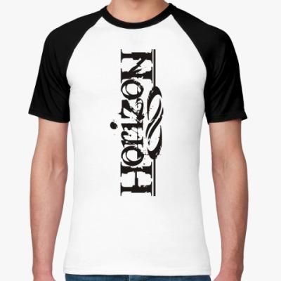 Футболка реглан Horizon8