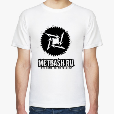 Футболка Metbash Logo T-Shirt