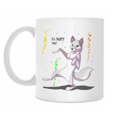 Кружка It's party time