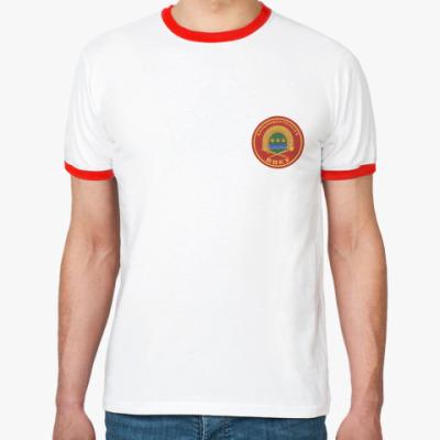 Футболка Ringer-T ДВВКУ