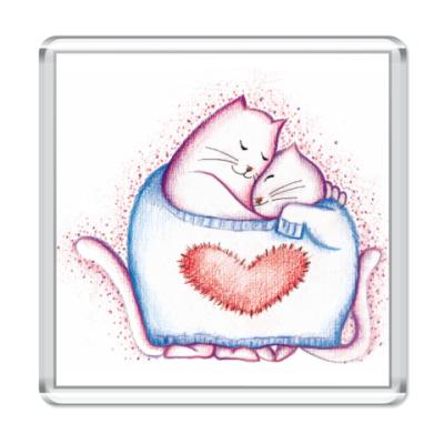 Магнит kitty