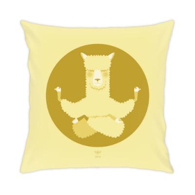 Animal Zen: A is for Alpaca