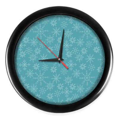 Настенные часы SnowTime
