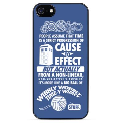 Чехол для iPhone CAUSE TO EFFECT