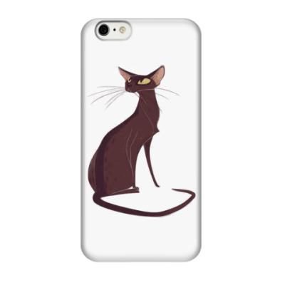 Чехол для iPhone 6/6s ориентальная кошка