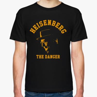 Футболка Хайзенберг (Во все тяжкие)