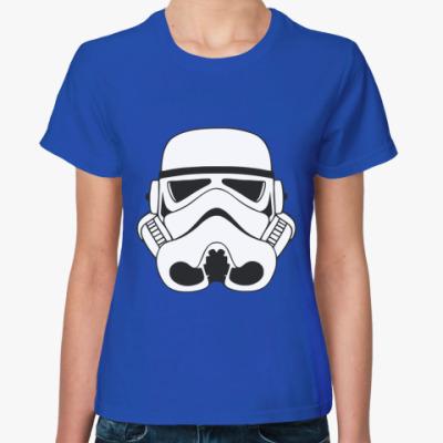 Женская футболка Имперский штурмовик