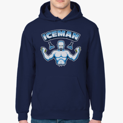 Толстовка худи Iceman