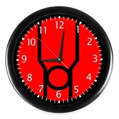 Часы Красный фонарь