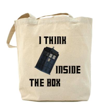 Сумка I think inside the box
