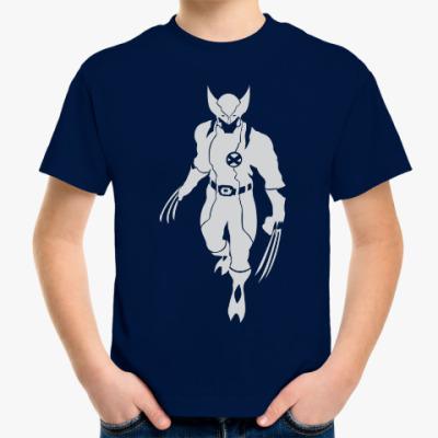 Детская футболка Wolverine