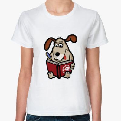 Классическая футболка 'Big @Style'