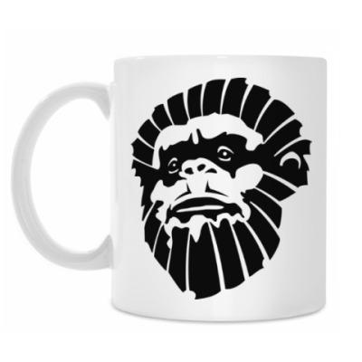 Кружка Лицо обезьяны