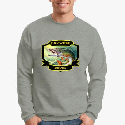 Свитшот Рыболовные войска