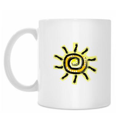 Кружка Sun ART