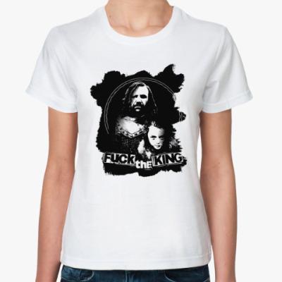 Классическая футболка Игра престолов. Арья Старк