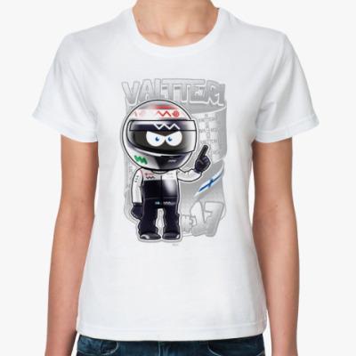 Классическая футболка Вальттери '13