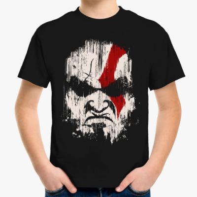 Детская футболка Кратос