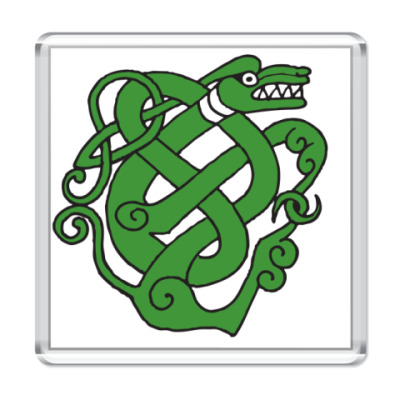 Магнит  'Snake'